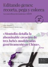 Editando genes: recorta, pega y colorea - Montoliu, Lluís