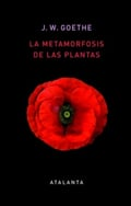 La metamorfosis de las plantas - Goethe, J.W.
