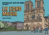 Historia del arte en cómic. La Edad Media - AAVV