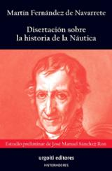 Disertación sobre la historia de la Náutica - Fernández de Navarrete, Martín