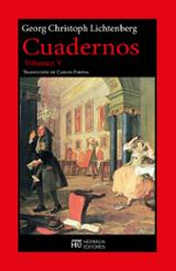 Cuadernos. Volúmen V - Lichtenberg, Georg Christoph