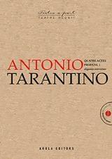 Quatre actes profans, i algunes converses - Tarantino, Antonio