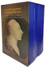 Historia de mi vida (estuche dos volúmenes) - Casanova, Giacomo