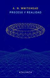 Proceso y realidad - Whitehead, A. N.