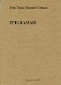 Epigramari - Martínez Grimalt, Joan Tomás