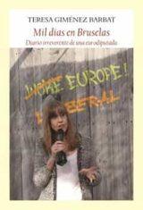 Mil días en Bruselas - Giménez Barbat, Teresa