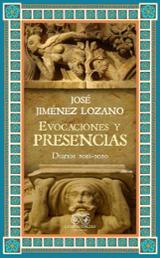 Evocaciones y presencias. Diarios (2018-2020) - Jiménez Lozano, José