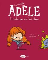 La terrible Adèle el infierno son los otros - Mr Tan