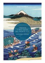 36 vistas del Monte Fuji por Hokusai y Hiroshige