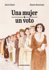 Una mujer, un voto - Mazorriaga, Montse