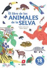 El libro de los animales de la selva - Laboucarie, Sandra