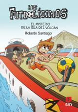 Los Futbolísimos 18: El misterio de la isla del volcán - Santiago, Roberto