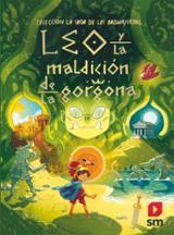 Leo y la maldición de la gorgona - Todd-Stanton, Joe