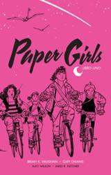 Paper Girls, 01/02 - Chiang, Cliff