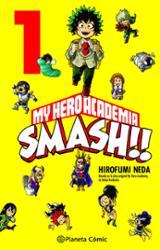 My Hero Academia Smash nº 01/05 - Horikoshi, Kohei