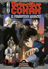 Detective Conan. Anime Comic, 4. El perseguidor