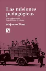 Las misiones pedagógicas - Tiana Ferrer, Alejandro