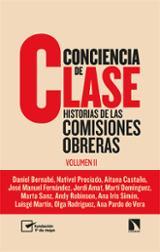 Historia de las comisiones obreras, vol.2: Conciecia de clase - AAVV