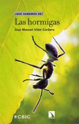 Las homigas - Vidal Cordero, José Manuel