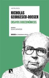Ensayos bioeconómicos - Georgescu-Roegen, Nicholas