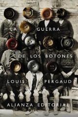 La guerra de los botones - Pergaud, Louis