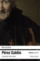 Mendizábal. Episodios Nacionales. Tercera serie, 2