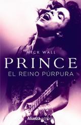Prince. El reino púrpura - Wall, Mick