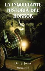 La inquietante historia del horror - Jones, Darryl
