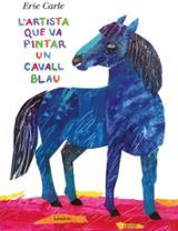L´artista que va pintar un cavall blau