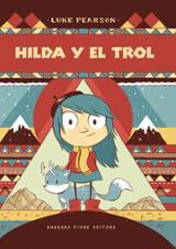 Hilda y el trol - Pearson, Luke