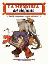 La memoria del elefante - Martin, Jean-Francois
