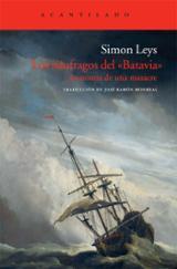 Náufragos del Batavia - Leys, Simon