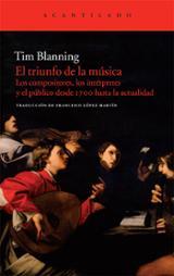 El triunfo de la música - Blanning, Tim