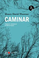 Caminar - Thoreau, Henry David