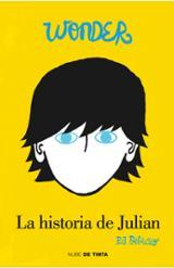 La historia de Julian (amigo de Wonder)