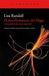 El descubrimiento del Higgs - Randall, Lisa