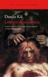 Lección de anatomía - Kis, Danilo