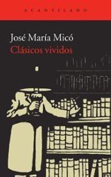 Clásicos vividos - Micó, José María