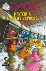 Misteri a l´orient express