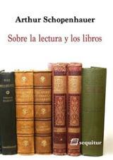 Sobre la lectura y los libros