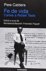 Fe de vida. Cartes a Rafael Tasis
