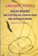 Gilles Deleuze. Una estética del espacio para una ontología meno