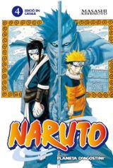 Naruto (català) 4 - AAVV