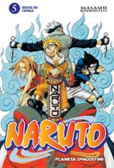 Naruto (català), 5 - AAVV