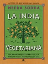 La india vegetariana - Sodha, Meera