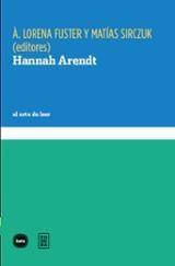 Hannah Arendt - Lorena Fuster, À.