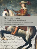 Memoriales y cartas del conde duque de Olivares. (Vol. II) - AAVV