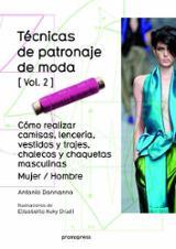Técnicas de patronaje de moda (vol.2)