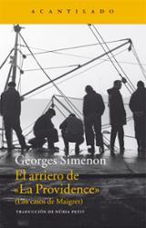 El arriero de La Providence. Los casos de Maigret