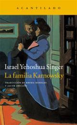 La familia Karnowsky - Singer, Israel Yehoshúa